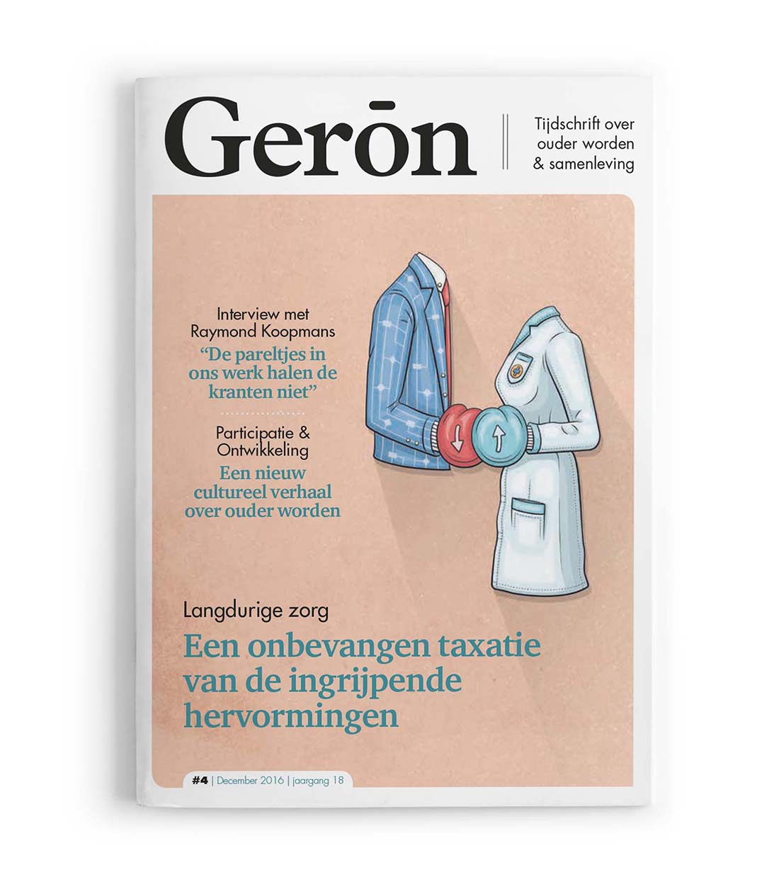 Geron 4 cover illustratie
