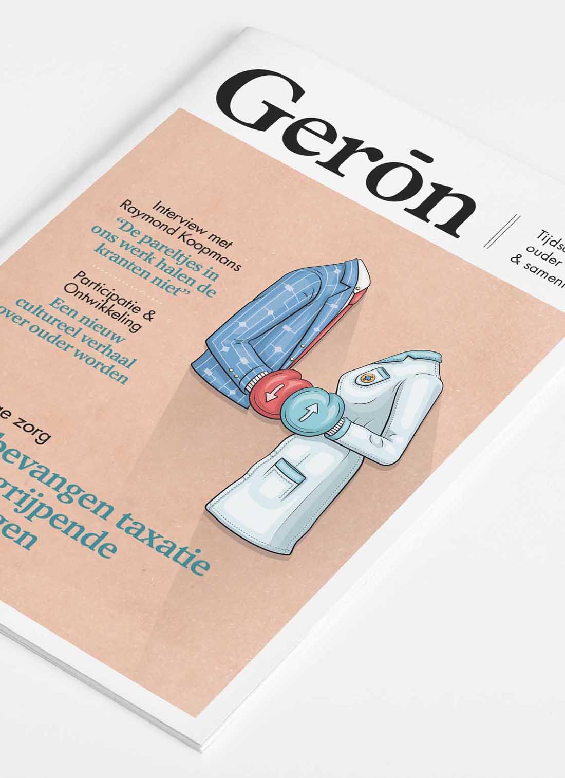 Geron 4 cover illustratie